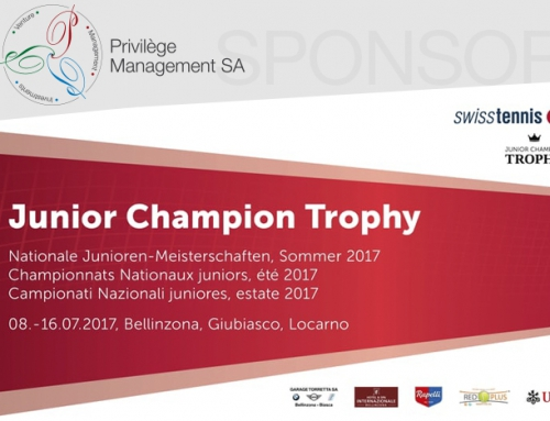 Junior Champion Trophy