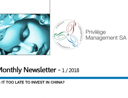 PM Newsletter   •   1 – 2018